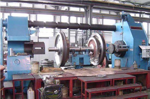 青岛卧式轮轴压装机